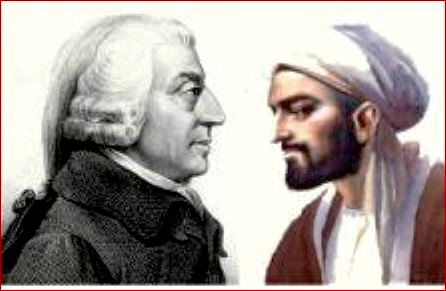 Ibn Khaldun e Adam Smith